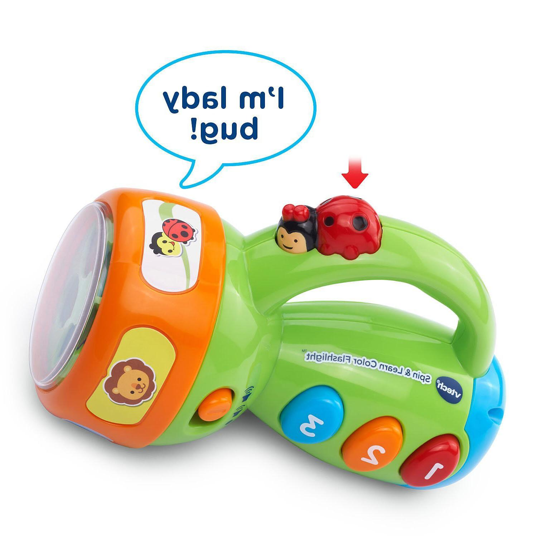 Toddler Toys Vtech Color Flashlight Developmental Educational