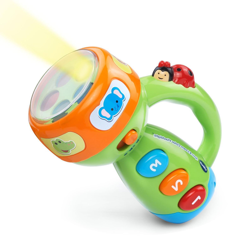 toddler toys learning color flashlight developmental educati