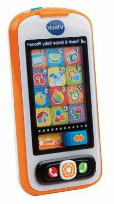 touch and amp swipe baby phone frustration