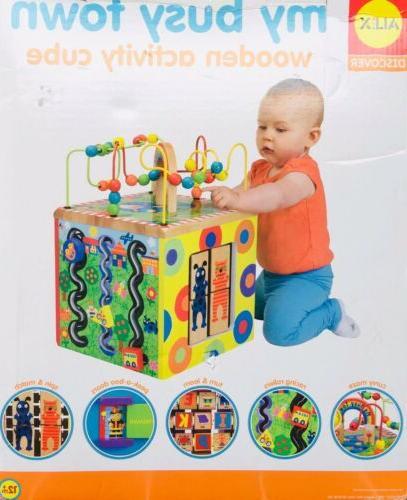 ALEX Busy Town Cube...