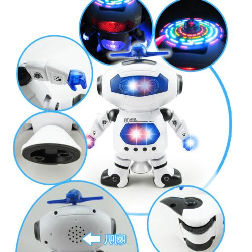 Toys Kids Toddler Robot Dancing Musical Gift