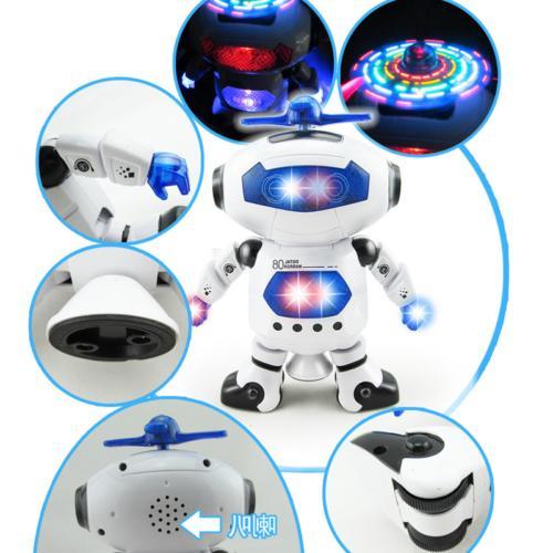 Toys Kids Toddler Robot Dancing Musical Gift
