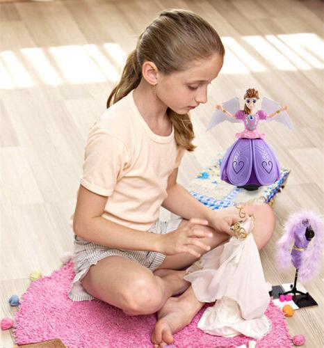 Toys Girls LED Robot Doll 2 3 4 5 7 8 Year Age Xmas gifts