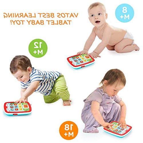 Infant Toys Toys Educational Center 18 Month and with Light ABC Numbers Color Games First