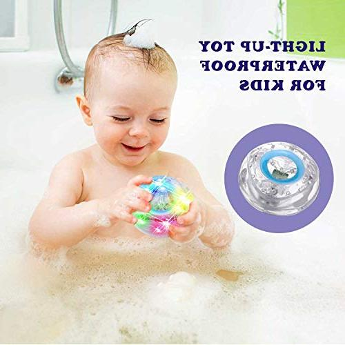 Caseometry Upgraded Toy Waterproof Floating for with Instruction Boys and Girls Toddler Prime Water Boat Fun