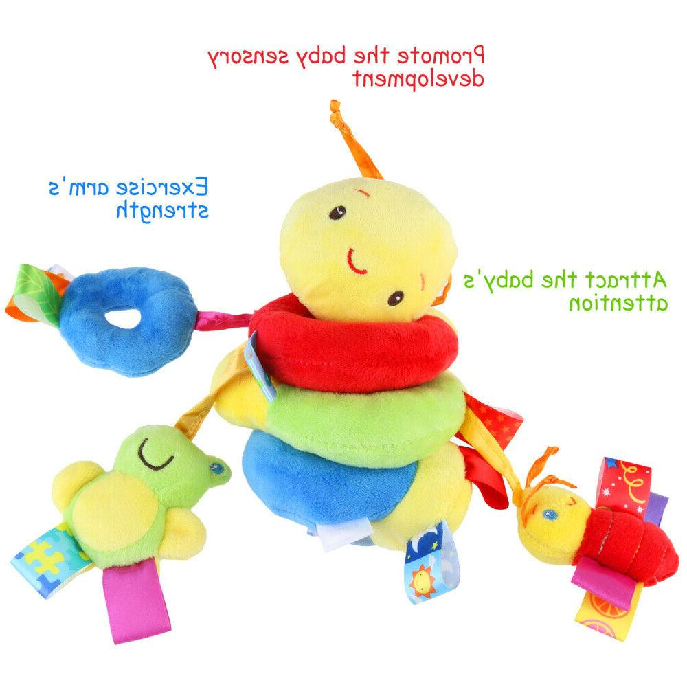 US Activity Crib Stroller Car Hanging Toys Baby Toy