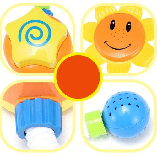 US Bath Sunflower Spray Toys