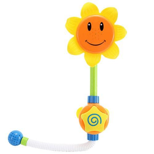 US Baby Bath Sunflower Shower Tub Toys