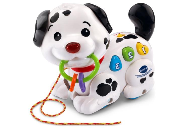 vtech pull and sing puppy educational toys