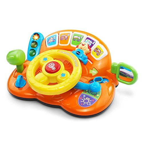 vtech turn learn driver orange online exclusive