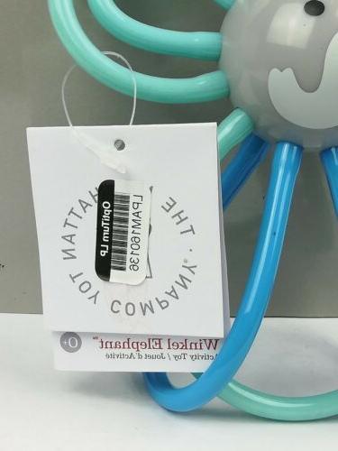 Winkle Elephant Baby By Manhattan Company