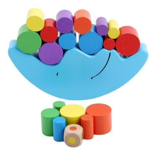 Wood Blocks Kids Educational Game KI