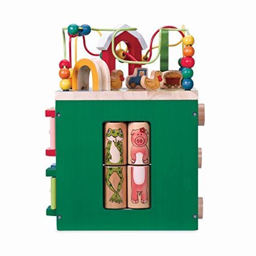 Battat Cube – Animals for Kids year