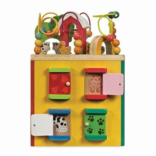 Battat Cube Discover Animals Kids 1 +