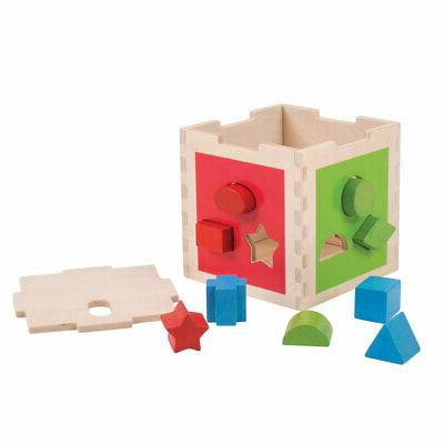 Shape Sorting Activity Centre Toy