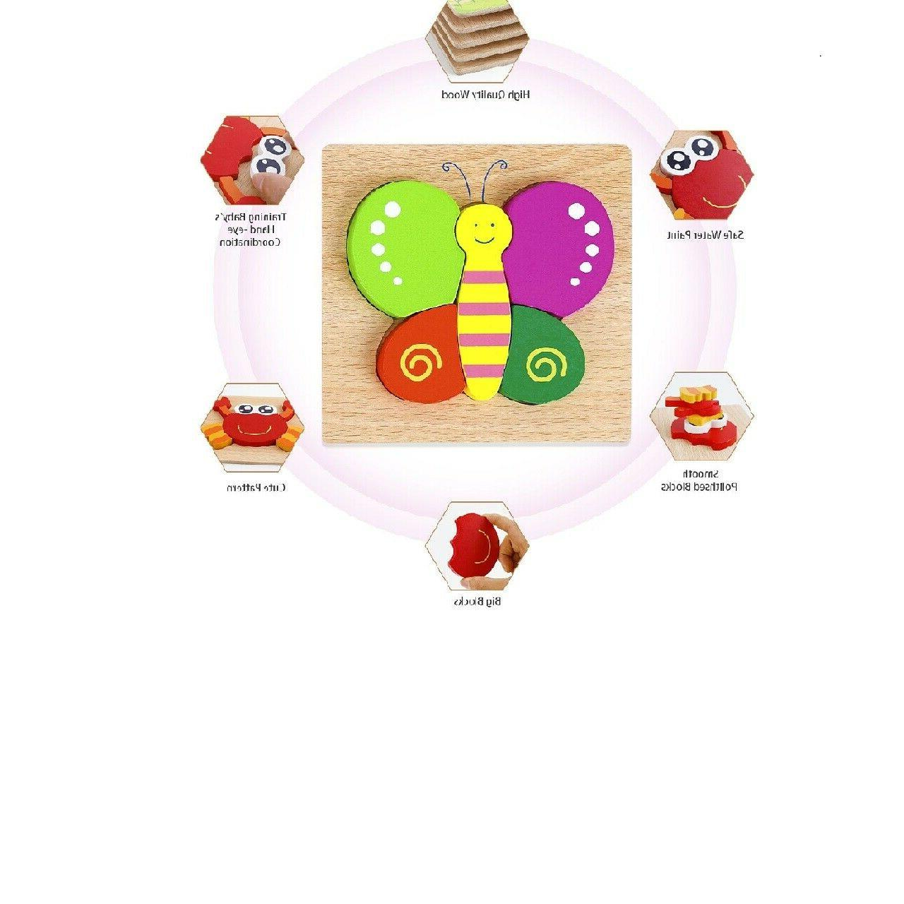 Wooden Toddlers Educational