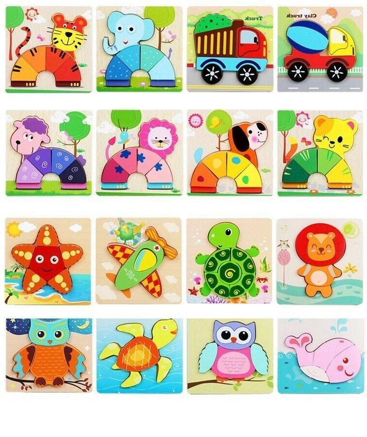 Toddlers Kids Montessori Educational Toys