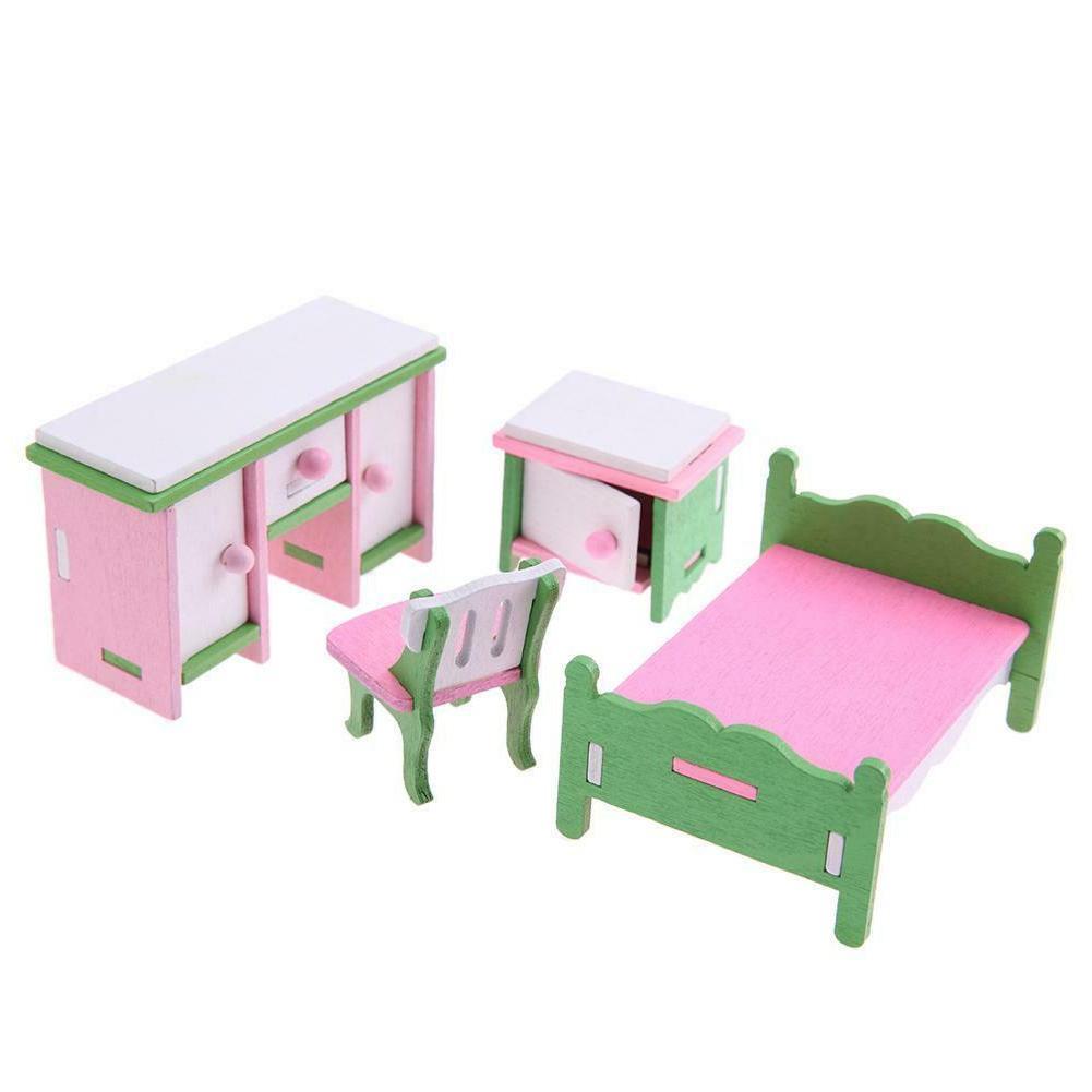 Wooden Furniture Set Toys