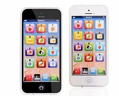 yphone kids learning toy play cell phone