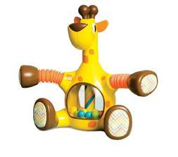 Kiddopotamus Laffy Giraffy Ball Popper Toy