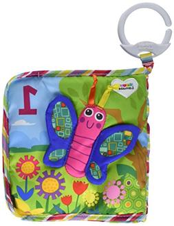 Lamaze Counting Animals Interactive Soft Book