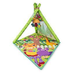 Lamaze LAMAZE - 4-in-1 Play Gym, an Open Mesh Play Tent and
