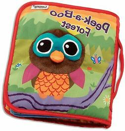 Lamaze Peek-A-Boo Forest, Fun Interactive Baby Book with Ins