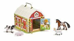 Melissa & Doug Latches Barn Play Set