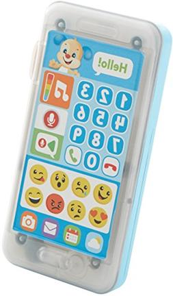 Fisher-Price Laugh & Learn Leave A Message Smart Phone, Pupp