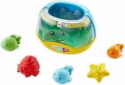 Fisher-Price Laugh & Learn Magical Lights Fishbowl Toy