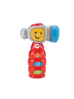 Fisher-Price Laugh & Learn Tap 'n Learn Hammer