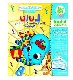 LeapFrog LittleTouch LeapPad Book: Lulu The Letter-Spinning