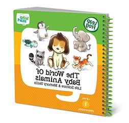 LeapFrog LeapStart The World of Baby Animals Book