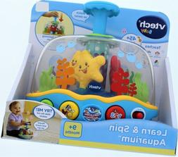 Vtech Baby Learn And Spin Aquarium