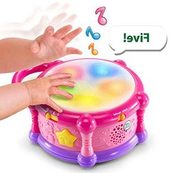 learn groove bilingual play drum