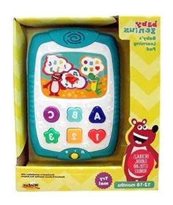 Baby Genius Learning Pad Tablet