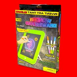 LED Light Up Tracing Pad Coloring Drawing Dry Erase Board Ta