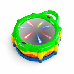Bright Starts Light&Learn Drum with Melodies,Ages 3 months+