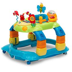 Delta Children Lil' Play Station 4-in-1 Activity Walker   Ro