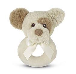 Bearington Baby Lil' Spot Plush Stuffed Animal Puppy Dog Sof