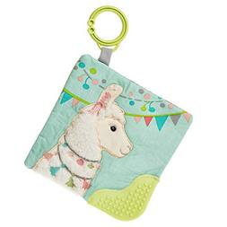 lilyllama crinkle teether