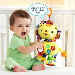 Vtech Crinkle Roar Lion Frustration Free Packaging Kids Educ