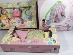 Lot Of 3 Baby Stella Manhattan Toy Doll Accessories Includin