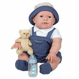 lucas baby doll 18in all vinyl real