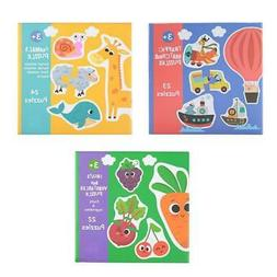 Matching Puzzle For Baby Early Learning Card My First Jigsaw