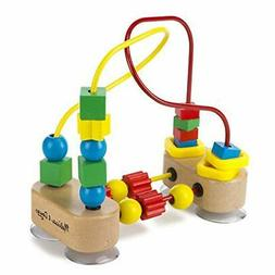 Melissa & Doug First Bead Maze, Developmental Toys,