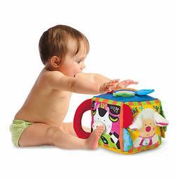 Melissa & Doug - Musical Farmyard Cube Learning Toy