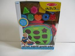 Melissa & Doug Shape Sorter Baby Daycare Preschool  Toy NEW