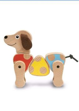 Melissa & Doug Wooden Baby & Toddler Toys Grasping Toy