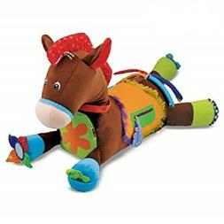 Melissa Doug Giddy-Up and Play Baby Activity Toy - Multi-Sen